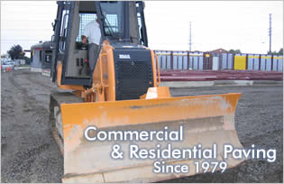 Commercial and residential paving in Toronto since 1979